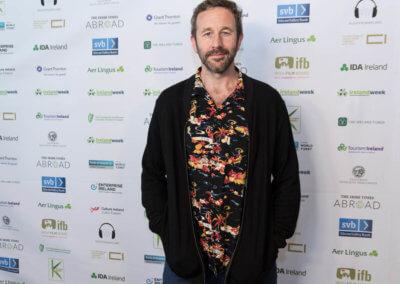 2 IrelandWeek's connect353 - Chris O'Dowd