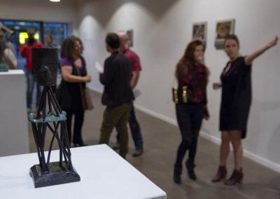 8 IrelandWeeks REINFORCE at MART Gallery - atmosphere