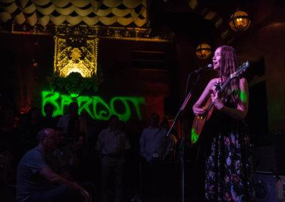 IrelandWeek - featured artist Lisa Hannigan - performance 1